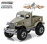 1941 Military 1/2 Ton 4x4 Pick Up Truck