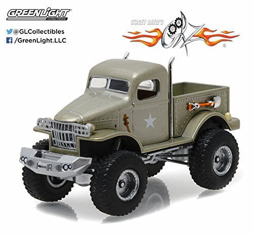 1941 Pickup - 1941 Military 1/2 Ton 4x4 Pick Up Truck
