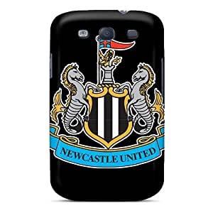 LavernaCooney Samsung Galaxy S3 High Quality Hard Cell-phone Case Support Personal Customs Lifelike The Famous Team England Newcastle United Image [xvT11176rWqZ]