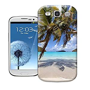 Buythecases Seaside scenery Maho Bay, St. John, US Virgin Islands for durable samsung galaxy s3 silicone case