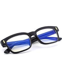 CGID CT84 Gafas para Protección contra Luz Azul, para Computadora, Lectura, Video Juegos