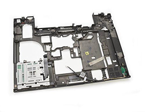 FOR DELL New FX273 Genuine OEM Bottom Base Plastic Cover Latitude E6400 Laptop Notebook Assembly Battery Latch Smart Card Slot Cable RX493 HT027 TN284