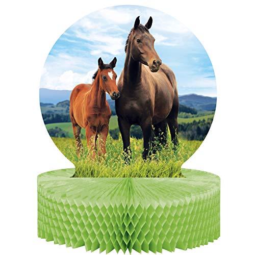 Wild Horse Centerpiece. 1 ct -