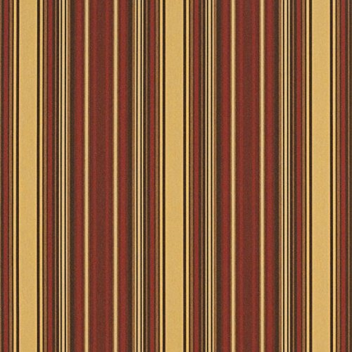 (Sunbrella Mayfield Collection Granville Mahogany #4828-0000 Awning / Marine Fabric)