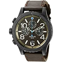 Nixon A363-2209 48-20 Chronograph Men's Quartz Watch