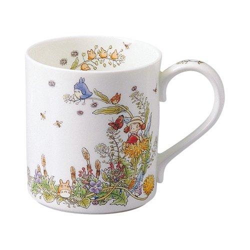 Sakura China Mug (Noritake X Studio Ghibli Neighbor Totoro Mug Cup dandelion Ver T97265/4660-2)