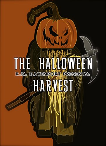 The Halloween Harvest (Herobrine's Library of Horror Book 2)]()