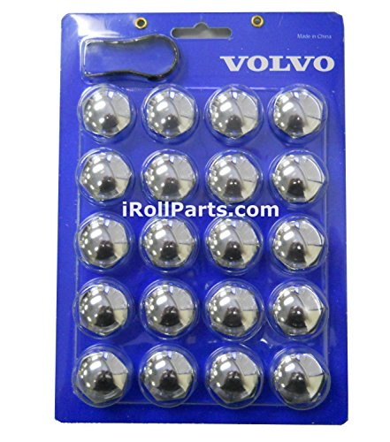 genuine-volvo-lug-bolt-covers-s60-s80-v70-xc70-xc90-see-description-p-n-9139853-new-oem