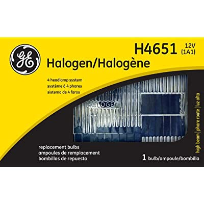 GE Lighting H4651 Standard Automotive Replacement Bulb: Automotive