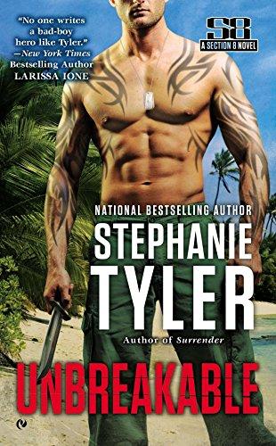 Unbreakable: A Section 8 Novel - Spy Mc Bronze