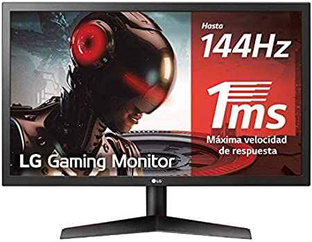 LG 24GL600F-B - Monitor Gaming QHD de 59,8 cm (24