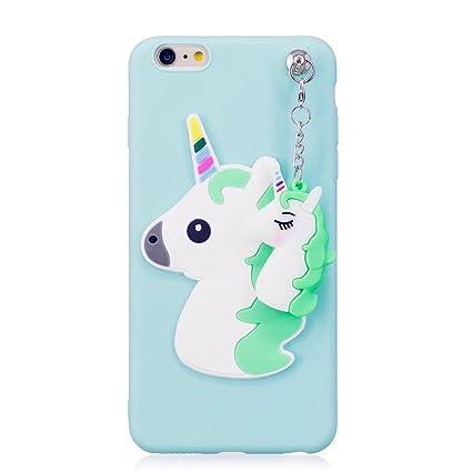 carcasa iphone 6 plus unicornios