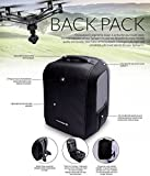 Yuneec Typhoon H Soft Backpack Expandable Bags, Black
