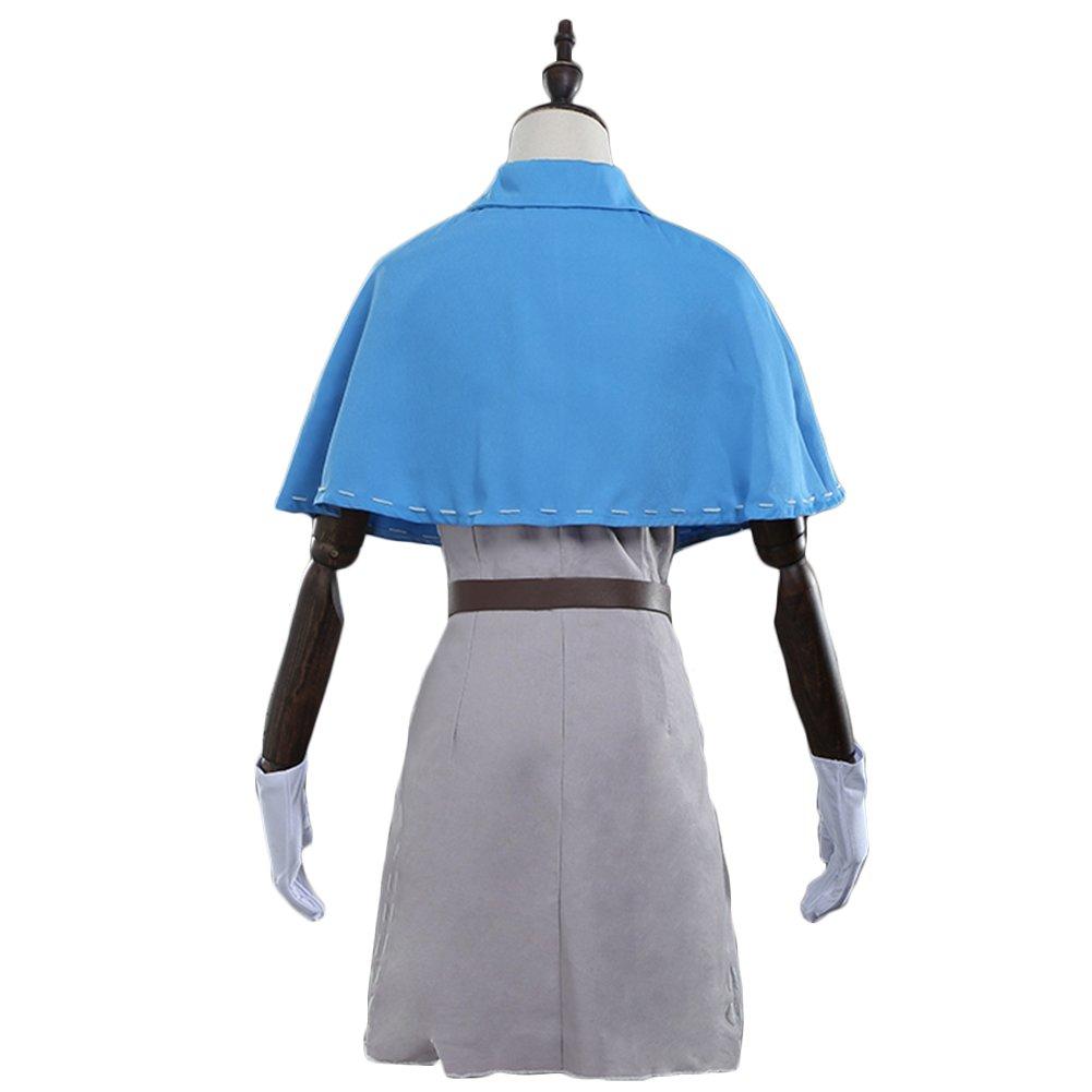 Amazon.com: xcoser Ecila Disfraz de Doctor Disfraz Traje de ...