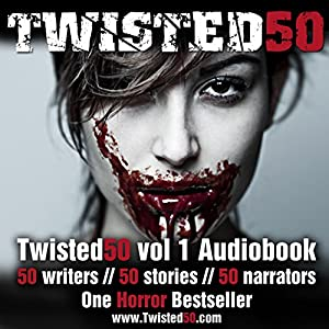 Twisted 50 Audiobook