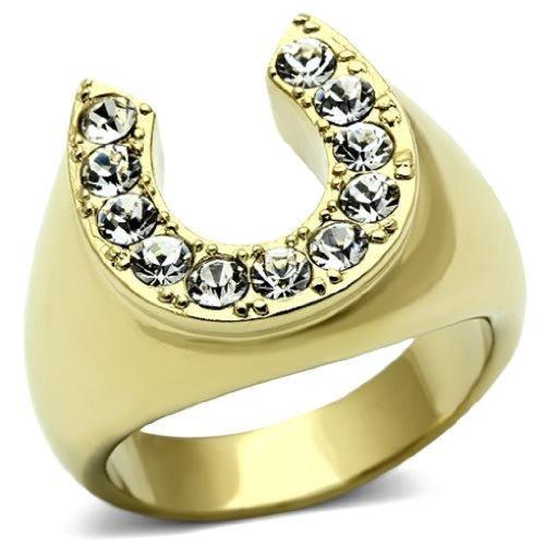 Men s Horseshoe Ring Amazon