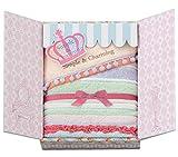 Sinple & Charming bus wash towel set (japan import)