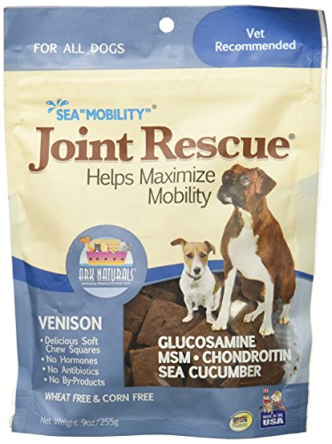 Sea Mobility Venison Jerky Ark Naturals 9 oz (Dog Sea Mobility)
