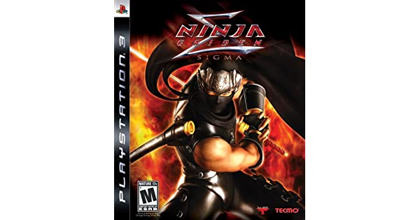 Amazon.com: Ninja Gaiden Sigma - Playstation 3: Artist Not ...