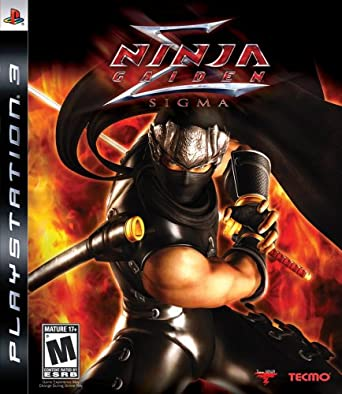 Amazon Com Ninja Gaiden Sigma Playstation 3 Artist Not