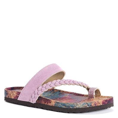 e83943880a4 Amazon.com  MUK LUKS Women s Keia Sandals  Shoes