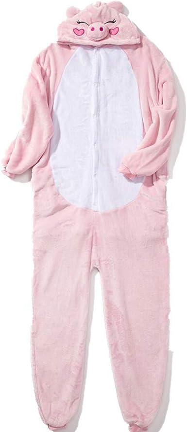 Divertidos Pijamas de Cerdo para Fiestas de Pijamas o ...