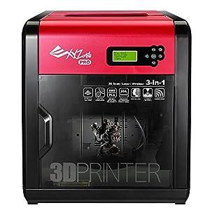 XYZprinting da Vinci 1.0 Pro 3 in 1 3D Printer by XYZprinting, Inc.
