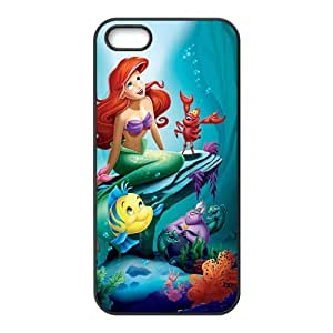 The Little Mermaid Cell Phone Case for Iphone 5s