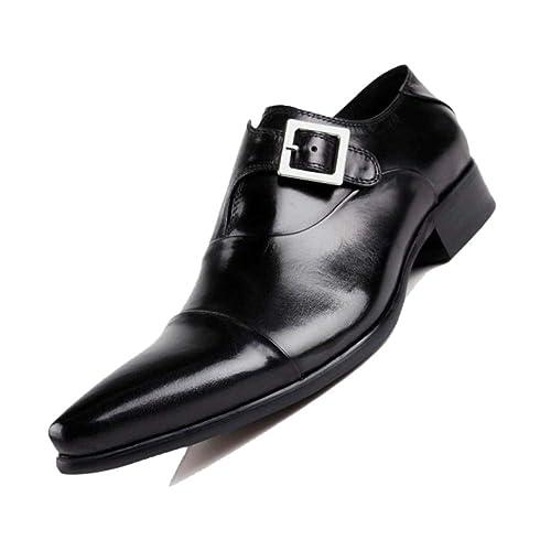 scarpa da uomo all inglese con fibbie eec8e1 aiagorizia.it