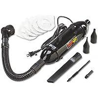DataVac MEVMDV1BA Vacuum with Micro Clean Tools, Black