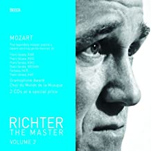 Richter the Master, Vol. 2: Mozart - Piano Sonatas