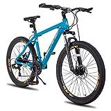 Hiland Aluminum Mountain Bike,Shimano 24 Speeds,26