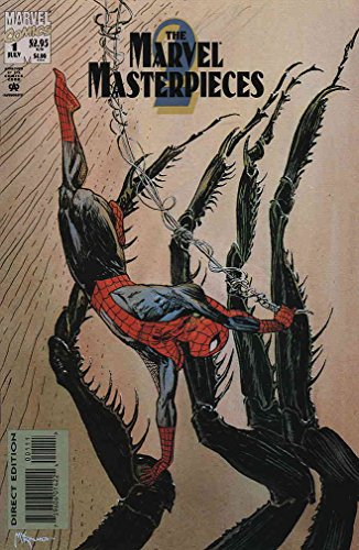 Marvel Masterpieces 2 Collection, The #1 VF/NM ; Marvel comic book