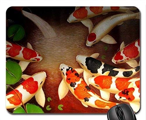 Fish Themed Gaming Mouse pad,Fish Mouse Pad, Mousepad