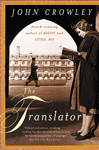book cover of The Translator