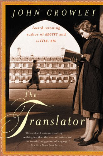 The Translator by [Crowley, John]