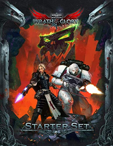 Check expert advices for warhammer 40k rpg wrath and glory?