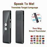 (US) Dragon Honor Translaty MUAMA Enence Smart Instant Real Time Voice Languages Translator (Black)