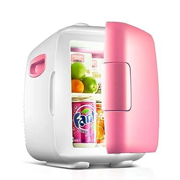 HUIQC Mini refrigerador para enfriar y calentar el automóvil, caja ...