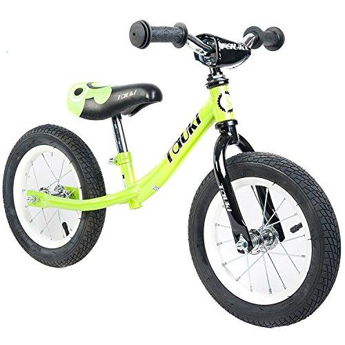 Tauki Balance Pedal Bicycle assembled product image