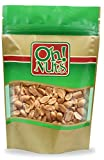 unsalted roasted shelled peanuts - Roasted Peanuts Unsalted 2 Pound Bag - Oh! Nuts
