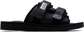 97225b826c4 Suicoke Men s OG056001 Black PVC Sandals
