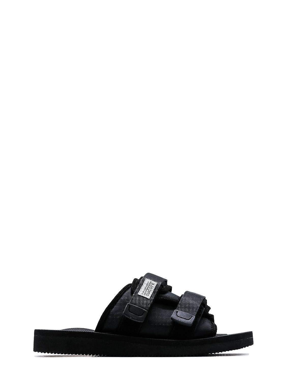 - SUICOKE Men's OG056001 Black PVC Sandals