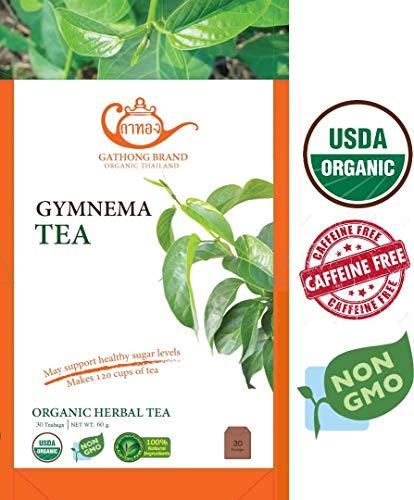Organic Gymnema Tea - 120 Servings - No Caffeine ()