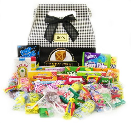 1980's Father's Day Retro Candy Gift Box