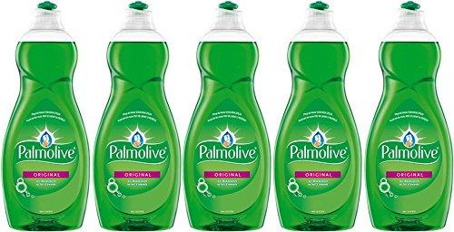 Colgate-Palmolive Spülmittel Original 750 ml, 5er Pack (5 x 750 ml)