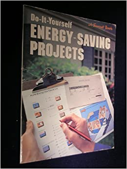 Do it yourself energy saving projects michael scofield do it yourself energy saving projects michael scofield 9780376012302 amazon books solutioingenieria Choice Image