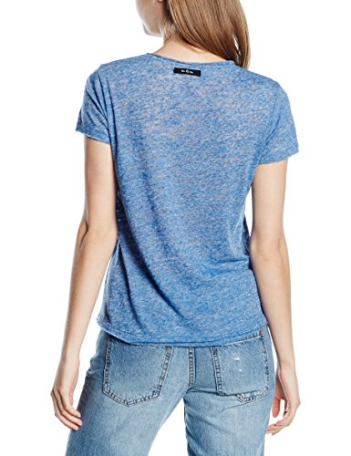 THE HIP TEE Sutter, Camiseta para Mujer Jean