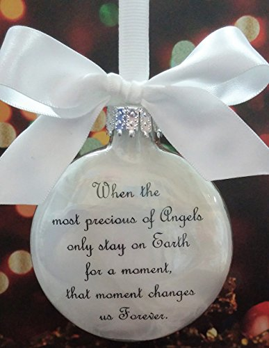 Angel Baby Ornament - 2