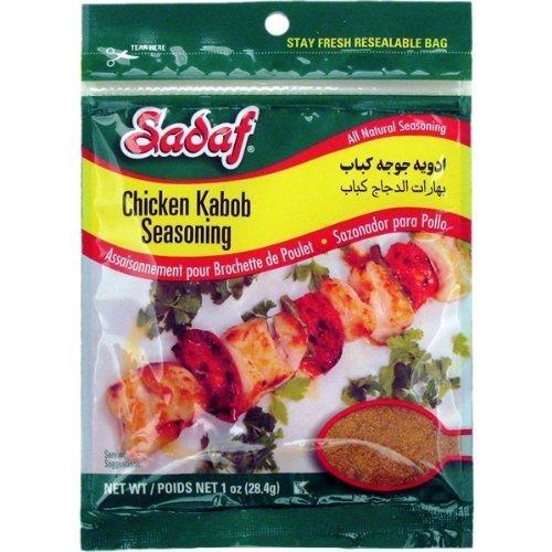 Sadaf Chicken Kabob Seasoning by Sadaf